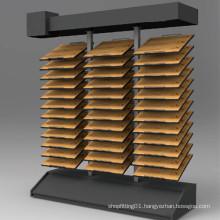 Laminate Flooring Display Stands Exhibition Shelf