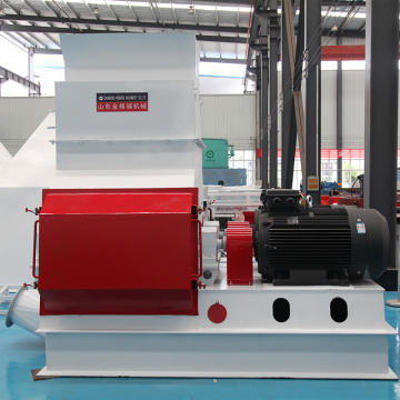 Multi-functional wood grinding machine
