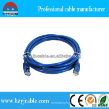 LAN Cable UTP CAT6 CAT6 Cable de conexión Cable de red
