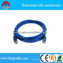 LAN Cable UTP CAT6 CAT6 Patch Cable Network Cable