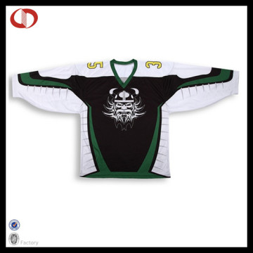 Jersey de hockey de encargo de China