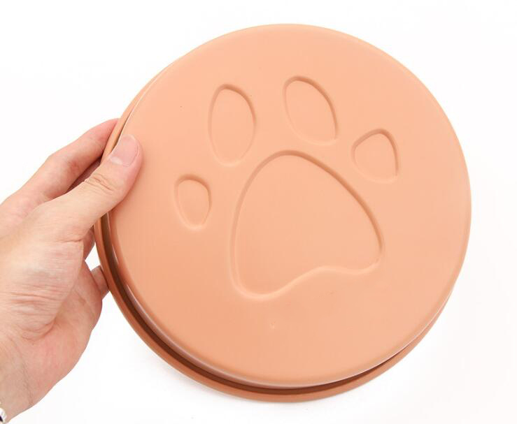 8-inch Bear Paw Nonstick Cake Baking Mold (6)