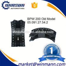 BPW 200 Old Model Brake Shoe 05.091.27.54.2