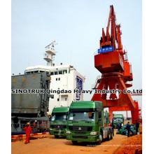 Sinotruk Tractor 4 * 2 Camión en Qindao