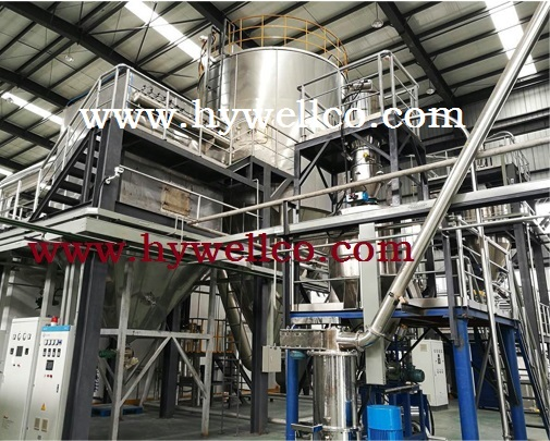 Centrifugal Spray Drying Line