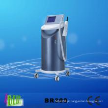 Q- Switch ND YAG Sistema de Remoção de Tatuagem a Laser, 532nm e 1064nm