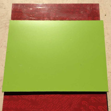 Decorative Metal ACP Panel with Fireproof Surface