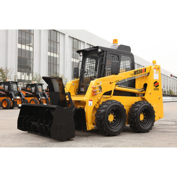Mini skid steer loader dijual