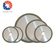 Diamond 6 inch 150mm straight cup grinding wheel for steel