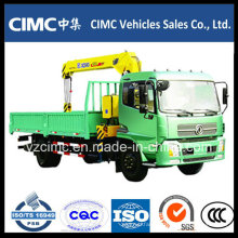 Hot Sale 5 Ton Truck with Crane, Crane Truck