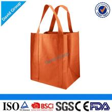 Venta al por mayor Alibaba Garment Mini Tea Pp Non-Woven Tote Bags