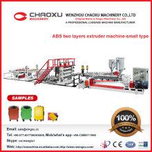 Machine professionnelle élevée d'extrudeuse de feuille d'ABS de deux vis dans la vente populaire