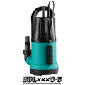 (SDL400C-8) Best Selling Cheapest Electric Small Submersible Water Pump Ce UL Certificate