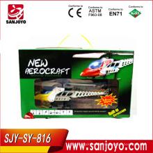 Hubschrauber ein Radiosteuerlegierungs-Radiosteuer 3.5CH Hubschrauber w / LED
