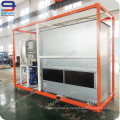 Closed Circuit Cooling Tower Mini Jet Square Water Cooling Machine
