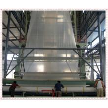 2mm HDPE Geomembran ASTM Standard Fischfarm Teich Liner