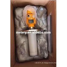Anti-Corrosão Química PTFE JACKET Indicador de Nível de Radar