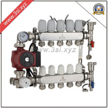 Quality Nickel Plating Water Separator in Heating System