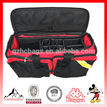 Deluxe Oxygen Bag,fire first bags with Adjustable Internal Dividers and Should Strap HCFA0010
