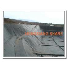 HDPE Geomembran für Erdarbeiten Internationale Geokunststoffe
