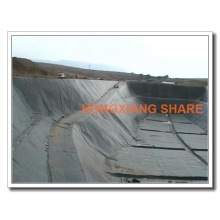 Geomembrana de HDPE para Earthwork International Geosynthetics