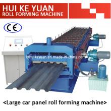 Machine de formage de rouleaux de panneaux de voiture grand format professionnel