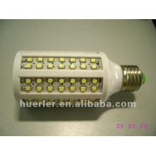 Nueva luz llevada dimmable smd5050 del maíz del estilo 7w e27 b22 dimmable