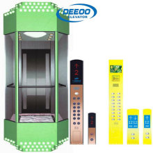 Hot Sale Commercial Glass Elevator