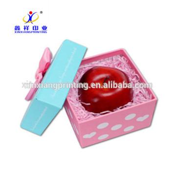 Caixa de papel impressa costume que empacota ISO9001: 2008 padrão