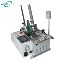 labels tickets swing tags paper feeder machine card issuing machine