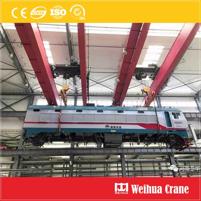 Train Hoisting Crane