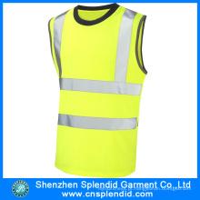 Fábrica de vestuário de Shenzhen Atacado Vestuário de alta visibilidade Vestuário colete