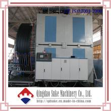 Machine creuse de tuyau d'enroulement de double-mur de PE (SJ65 / 33)