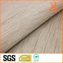 Polyester Inhérence Tissu à rayures ignifugé à rayures Jacquard à rayures ignifuges