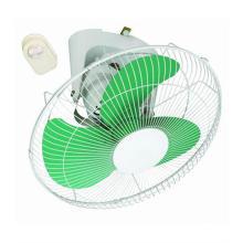 16 pouces lame métallique CCA orbite moteur ventilateur (USWF-314)