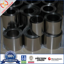 F136 Gr5 Titanium Foil In Coil For Medical Use