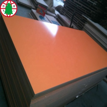 Melamine MDF Slat Wall MDF for Shop Display
