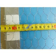 China Manufacture Factory 20mm * 25mm Hexagonal Drahtmetting für Huhn