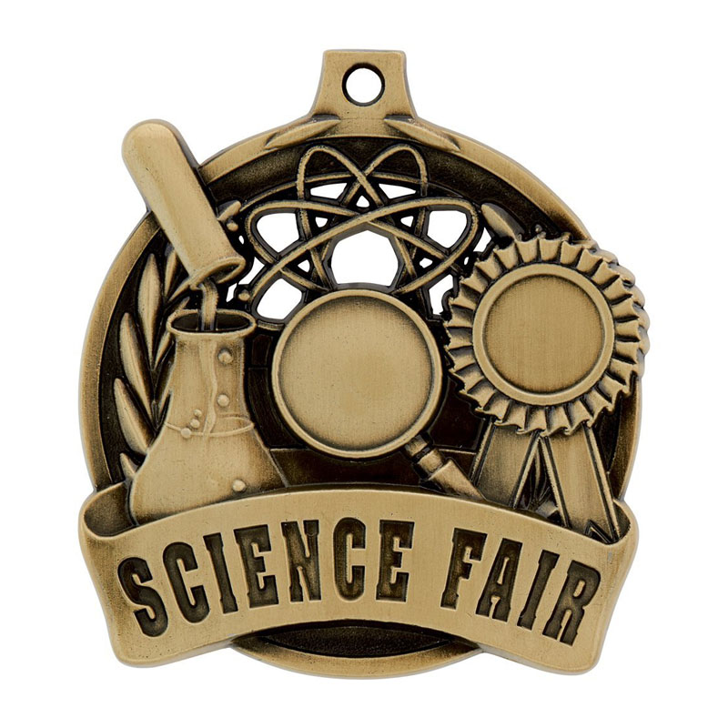 Science Fair Medal