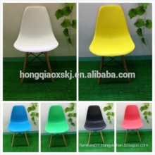Living Room Furniture Plastic Wood Designer Chair