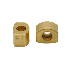 CNC Tools Manufacturer Small Metal Lathe Brass Copper Pipe Fittings Custom Precision Machined Parts