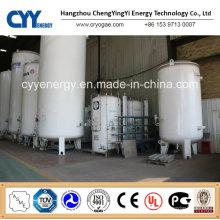 Lox Lin Lar Lco2 Lagertank aus geschweißtem Stahl