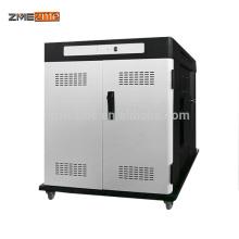 zmezme Handelssicherung USB-Ladegerät 2 Türen Metalltuch Laptop / iPad / Tablet Speicher Ladestation / Wagen in Büromöbeln