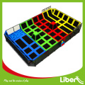 Elastisches Indoor-Trampolin-Center