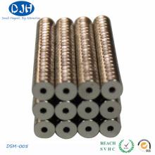 Kleine Ni-Beschichtung Permanent Magnetische Neodym-Lautsprecher Magnete
