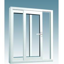 Latest Design Double Glazing Aluminum Sliding Window /Aluminium Alloy Frame