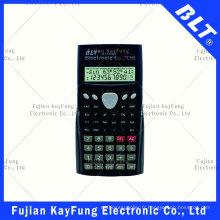 401 Fonctions Calculatrice scientifique à 2 lignes (BT-570MS)