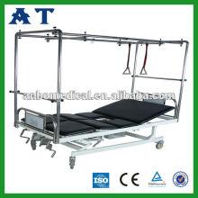 Больничная койка с шестиячеистой тяговой кроватью