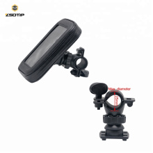4.4inch 4.7 5.5  6.3inch Motorcycle Phone Holder Telephone Support For Iphones X 8 Plus SE S9 GPS Bike Holder Waterproof Cover