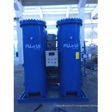Générateur d'oxygène de psa pour hôpital / médicale